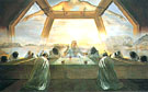 Salvador Dali The Sacrament of the Last Supper