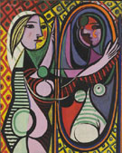 Pablo Picasso Girl before a Mirror 1932
