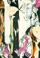 Jackson Pollock Easter and the Totem 1953