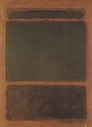Mark Rothko Untitled 1963B