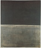Mark Rothko Black on Gray