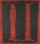 Mark Rothko 1962 Harvard Sketch