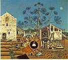 Joan Miro The Farm