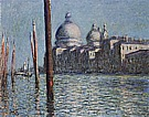 The Grand Canal, Venice, 1908 - Claude Monet