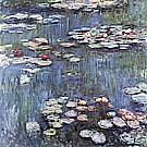 Water Lilies, 1917 - Claude Monet