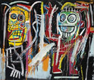 Dustheads 1982 - Jean-Michel-Basquiat