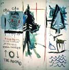 Jean-Michel-Basquiat The Dutch Settlers Part II