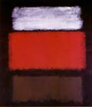 Mark Rothko No 1 White Red 1962