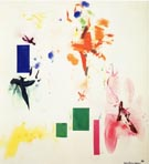 Hans Hofmann Joy Sparks of the Gods ll, 1965