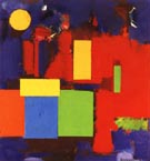 Hans Hofmann Rising Moon, 1965