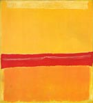 Mark Rothko Number 5 Number 22 1950