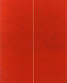 Barnett Newman Be I 1949