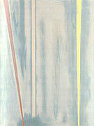Barnett Newman The Beginning 1946