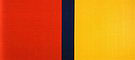 Barnett Newman Who's Afraid of Red Yellow and Blue IV 1969-70