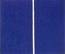 Barnett Newman Onement VI 1953
