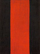 The Way I 1951 - Barnett Newman reproduction oil painting