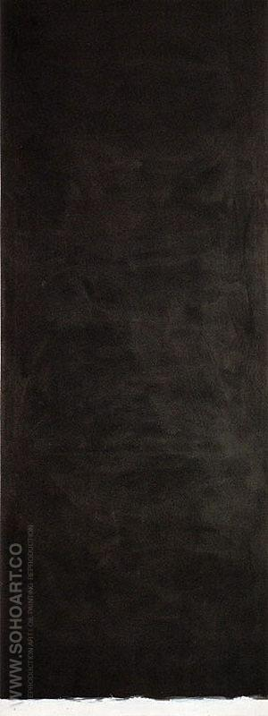 Prometheus Bound 1952 - Barnett Newman reproduction oil painting
