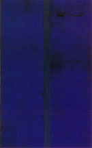 Onement V 1952 - Barnett Newman reproduction oil painting
