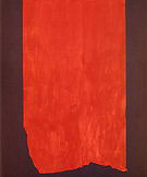 Achilles 1952 - Barnett Newman reproduction oil painting