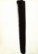 No 62 Untitled 1960 - Barnett Newman