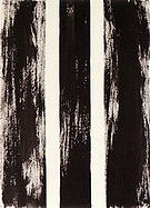 No 64 Untitled 1960 - Barnett Newman