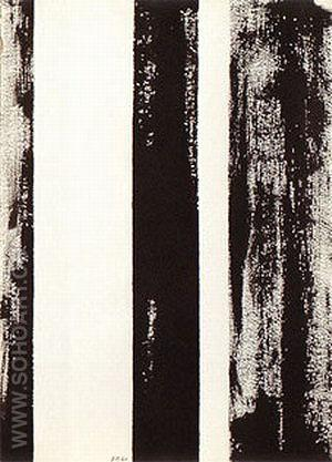 No 65 Untitled 1960 - Barnett Newman reproduction oil painting