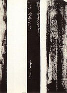 No 65 Untitled 1960 - Barnett Newman