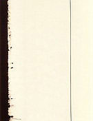 Fifth Station 1962 - Barnett Newman reproduction oil painting