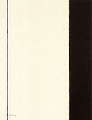 Seventh Station 1964 - Barnett Newman reproduction oil painting