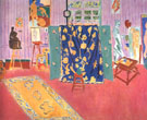 Matisse The Pink Studio 1911