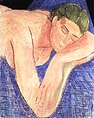 The Dream 1935 - Matisse