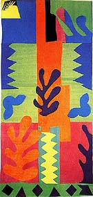 The Wine Press 1951 - Matisse