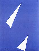 The Sails 1952 - Matisse