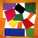 Matisse The Snail 1953