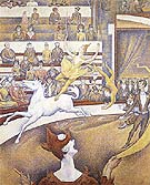 Georges Seurat The Circus 1890