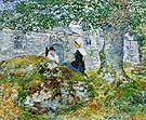 Childe Hassam In Brittany 1897
