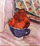 Strawberries - Pierre Bonnard
