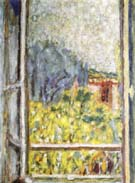 The Small Window - Pierre Bonnard