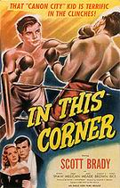 In This Corner, 1948 - Sporting-Movie-Posters
