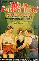 Hold Everthing, 1930 - Sporting-Movie-Posters