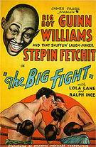 The Big Fight, 1930 - Sporting-Movie-Posters
