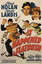It Happened In Flatbush II, 1942 - Sporting-Movie-Posters