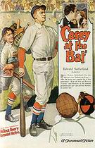Casey At The Bat, 1927 - Sporting-Movie-Posters