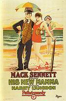 His New Mamma, 1924 - Sporting-Movie-Posters