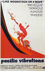 PACIFIC VIBRATIONS, 1971 - Sporting-Movie-Posters