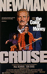 THE COLOR OF MONEY, 1986 - Sporting-Movie-Posters