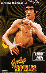 GOODBYE BRUCE LEE, HIS LAST GAME OF DEATH, 1979 - Sporting-Movie-Posters