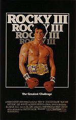 ROCKY III, 1982 - Sporting-Movie-Posters