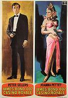 Casino Royale II - James-Bond-007-Posters reproduction oil painting