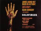 Goldfinger I - James-Bond-007-Posters